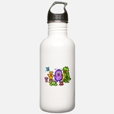 Monsters Water Bottle