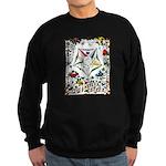 Vintage Eastern Star Signet Sweatshirt (dark)