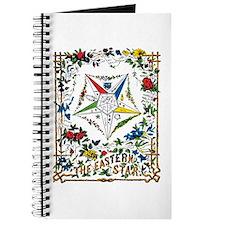Vintage Eastern Star Signet Journal