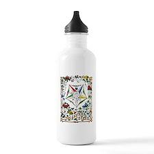 Vintage Eastern Star Signet Water Bottle