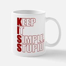 KISS: Keep It Simple, Stupid Mugs
