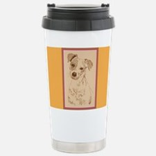 Jack Russell Terrier Smooth Travel Mug