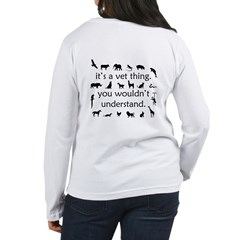 It's A Vet Thing T-Shirt