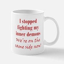 Fighting Inner Demons Mug