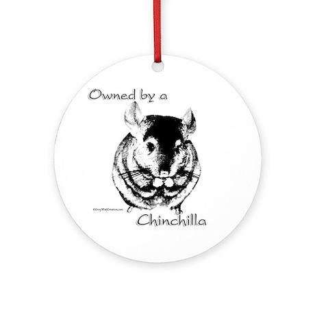 Chin 2 Ornament (Round)