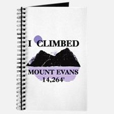 I Climbed MOUNT EVANS 14,264' Journal