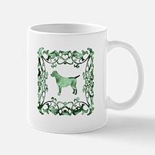 Dog Lattice Mug