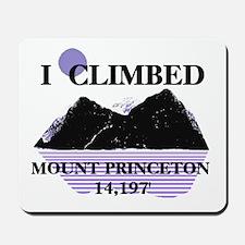I Climbed MOUNT Princeton 14, Mousepad