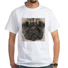 """pug face"" design Shirt"