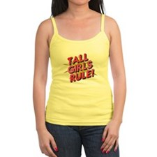 Tall Girls Rule! Jr.Spaghetti Strap