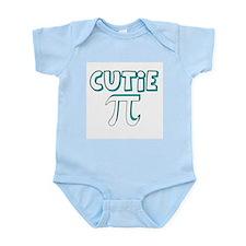 Cutie Pi Blue Infant Creeper