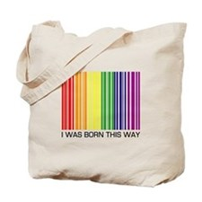 Born This Way 2-sided Tote Bag