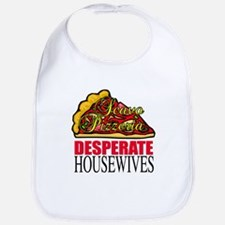 Scavo Pizzeria Desperate Housewives Bib