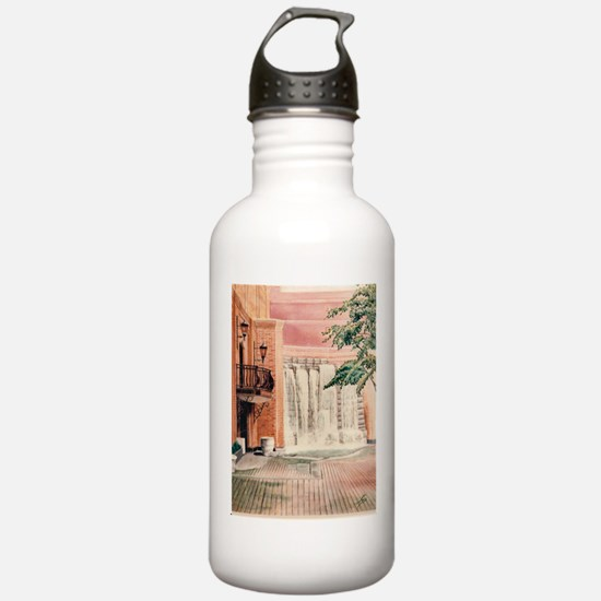 Funny Peaceful Water Bottle