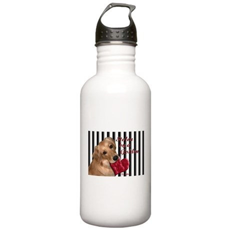 Stolen by a Golden Stainless Water Bottle 1.0L