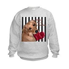 Golden Stolen Heart Sweatshirt