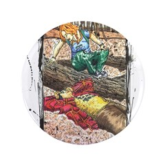 """Woods 3.5"""" Button (100 pack)"""