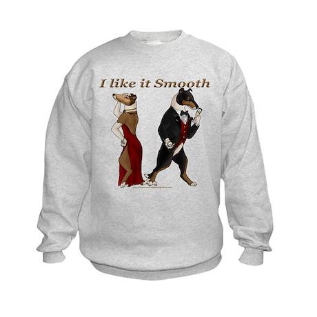 Like it Smooth Kids Sweatshirt