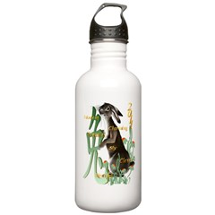The Year Of The Rabbit Water Bottle