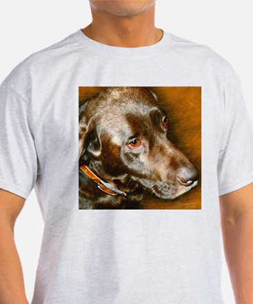 Chocolate Lab T-Shirt
