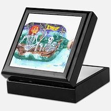 Winslet Boat Keepsake Box