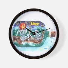 Winslet Boat Wall Clock