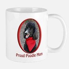 Proud Poodle Mom Mug