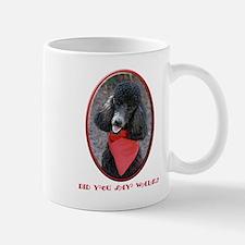 Poodle Walk Mug