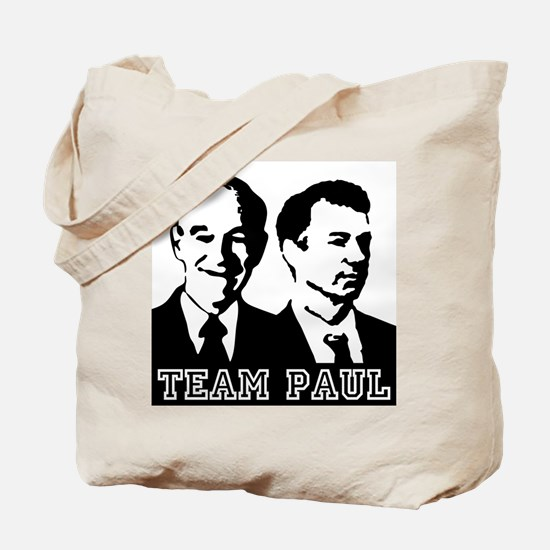 TEAM PAUL Tote Bag