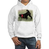 Poodles Light Hoodies