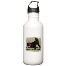 I'm the Boss Water Bottle