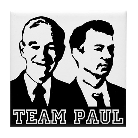 TEAM PAUL Tile Coaster
