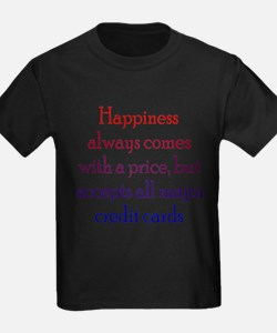 Price of Happiness T