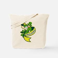 Irish Rugby Tote Bag