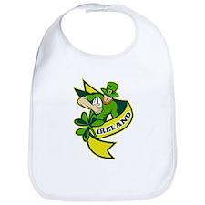 Irish Rugby Bib