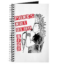 Punks Not Dead Journal