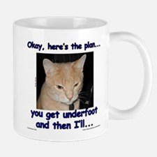 Okay, Here's the Plan... Mug