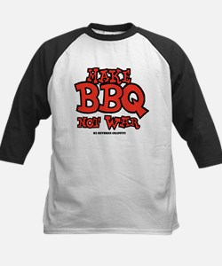 Make BBQ Not War Tee