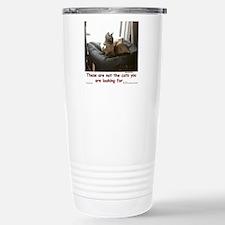 JediCat Stainless Steel Travel Mug