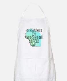 Someone in Wisconsin Apron