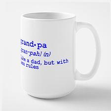 Grandma and Grandpa Just Like Mug