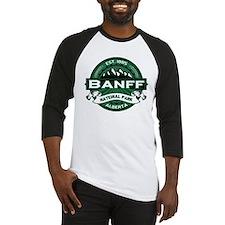 Banff Natl Park Forest Baseball Jersey