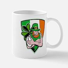 Irish leprechaun rugby Mug