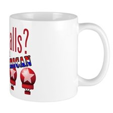 National Balls (USA) Mug