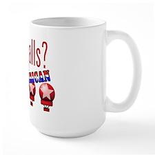 National Balls (USA) Mug