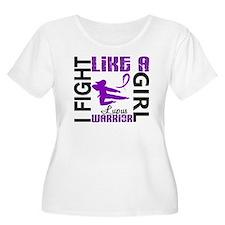Fight Like A Girl Lupus T-Shirt