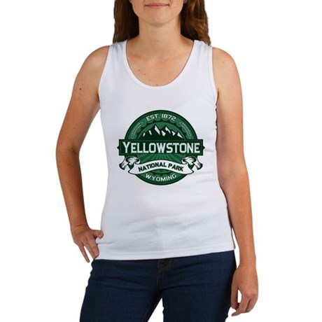 Yellowstone Forest Women's Tank Top
