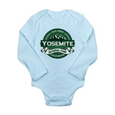 Yosemite Forest Long Sleeve Infant Bodysuit