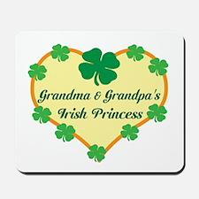 Irish Princess/Grandma/Grandp Mousepad