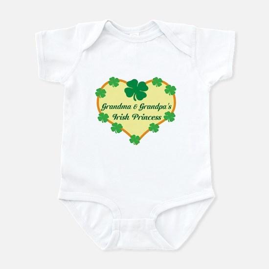 Irish Princess/Grandma/Grandp Infant Bodysuit